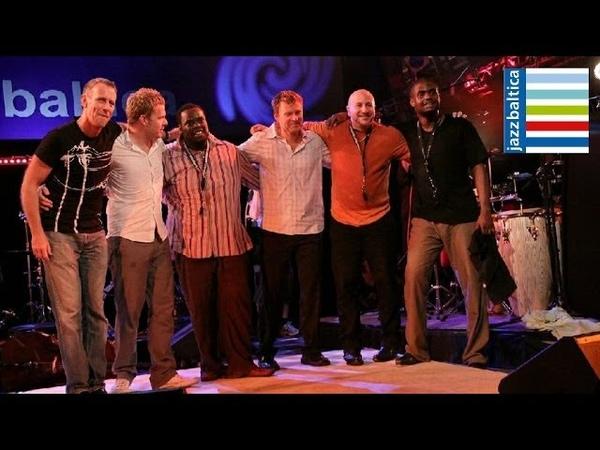 Percussion Discussion - JazzBaltica 2009