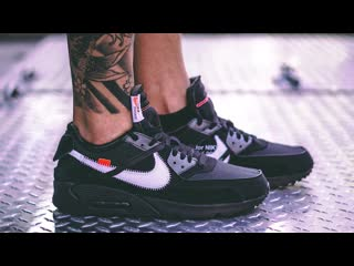 First look off-white x air max 90 black_cone release details! (must cop 2019)