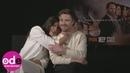 Joe Dempsie Karima McAdams get VERY flirty during interview about Deep State Season 2