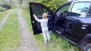 Автошторки ТРОКОТ Видеоотзыв клиента на автомобиле Renault