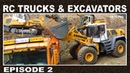 RC Truck RC Excavator