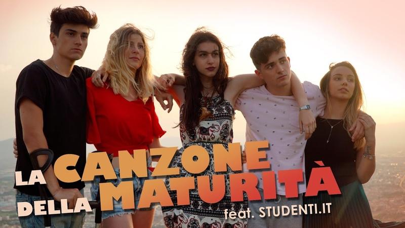 Lorenzo Baglioni - Maturandi feat. Studenti.it (Official Music Video)
