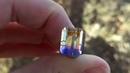 Fantastic Bi Color Bolivian Ametrine Gemstone from KGC