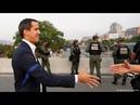 Venezuela pronta para Explodir Opositor Convoca Levante Popular Apoio de Parte da Guarda Nacional