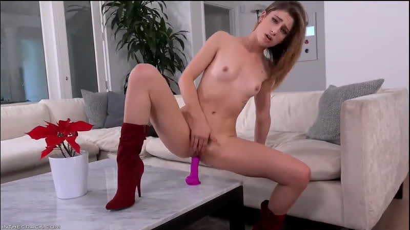Teen Anal Masturbation Dildo