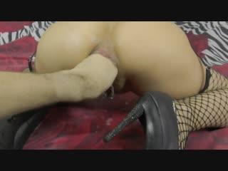 Homemade deep anal fisting and squirt, huge prolapse | cumshot russian extreme gaping sex домашнее порно