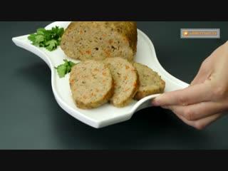 Надоели скучные котлеты! Мясной хлеб - замечательная и вкусная альтернатива