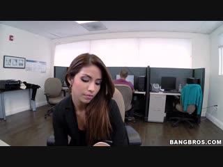 Isabella De Santos (aka Isabella Taylor) Horny Latina Fucked At The Office |HD|