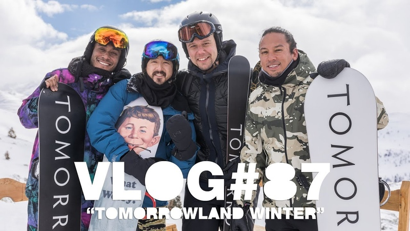Armin VLOG 87 Tomorrowland Winter