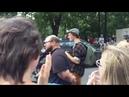 Дагестанец прорывает ОМОН в Москве