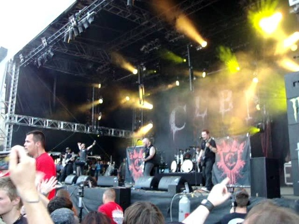 Caliban - Sonne live at Summer Breeze 2011
