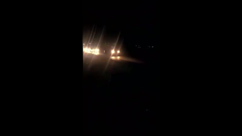 Suriye Ordusu ve Rus AP Ayn El-Arap'a girdi..mp4