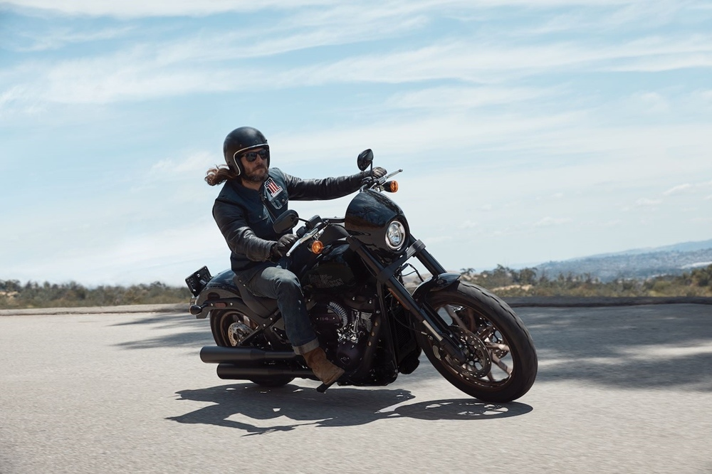 Мотоцикл Harley-Davidson Low Rider S 2020