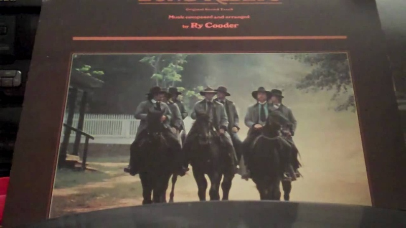 RY COODER I'M A GOOD OLD REBEL THE LONG RIDERS by MAJOR JAMES INNES RANDOLPH