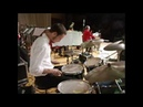 Valnev Ivan (from Vizit - Jazz orchestra) - ABSOLUDICROUS(Gordon Goodwin) Drum cam, Drum Solo Rock