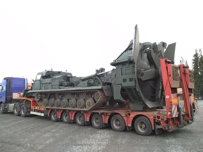 МДК-3 (Машина для отрывки котлована)