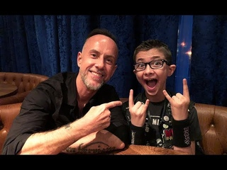 NERGAL of BEHEMOTH on Seeing Jesus Christ, Working with Rob Halford, Time Travel, and more