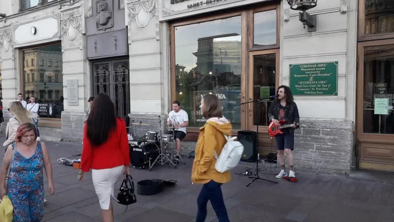 Spb Street Music Клава давай