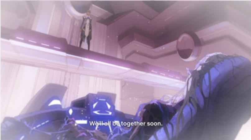 «Скоро мы все будем вместе»