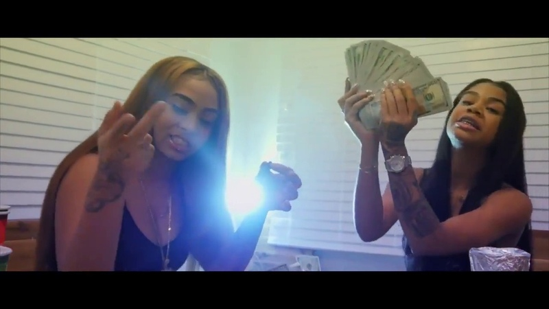 Cuban Da Savage Feat. Molly Brazy - Let It Blow (Official Music Video)