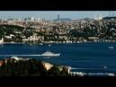 Отметив День ВМФ России экипаж десантного корабля БДК Цезарь Куников 158 гонит по проливу Босфор :)