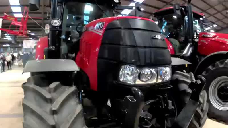 2019 Case IH Puma 150 6.7 Litre 6-Cyl Diesel Tractor (150-190HP).mp4
