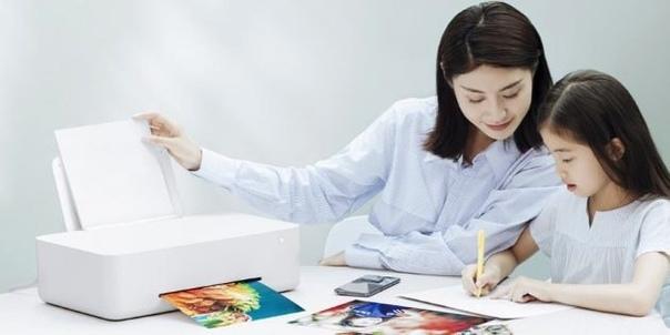 Xiaomi выпустила принтер MIJIA Inkjet за $141