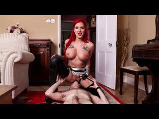 Alexxa vice - the dommes next door: part 2 (big tits, boots, dominatrix, euro, feet, piercing, redhead, sex toys, tattoo)