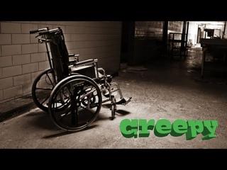 Exploring Abandoned Creepy Nurseing Home