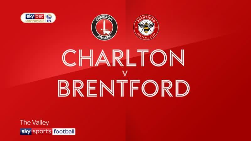 Чарльтон 1:0 Брентфорд. Обзор матча