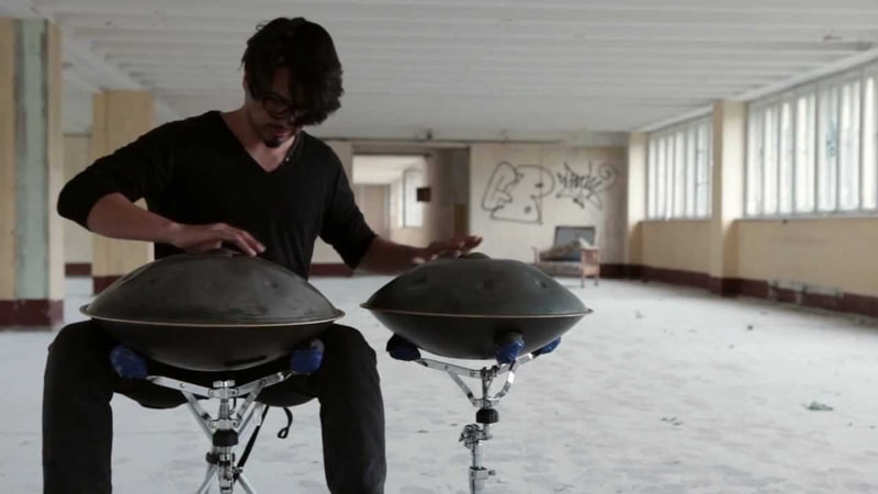 Supersonic Hang drum Solo HandPan Rafael Sotomayor