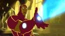 Marvel - Команда Мстители - Сборник мультфильма все серии подряд, сезон 1 серии 1-4