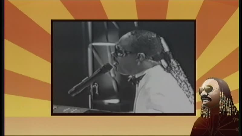 Stevie Wonder I Just Called To Say I Love You = Videobiography
