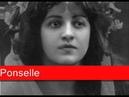 Rosa Ponselle Verdi - La Forza del Destino, Pace, pace mio Dio!