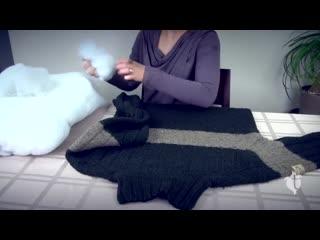 Как сшить кроватку для вашего питомца!