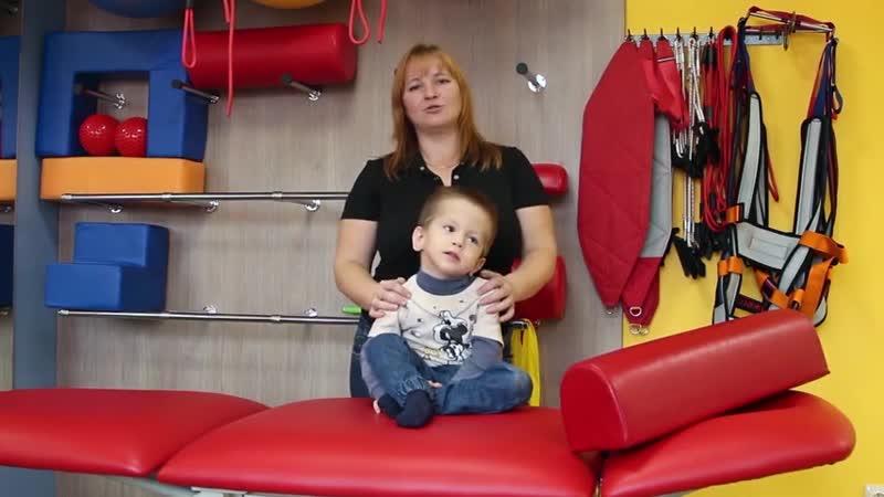Детское отделение центра реабилитации Экзарта