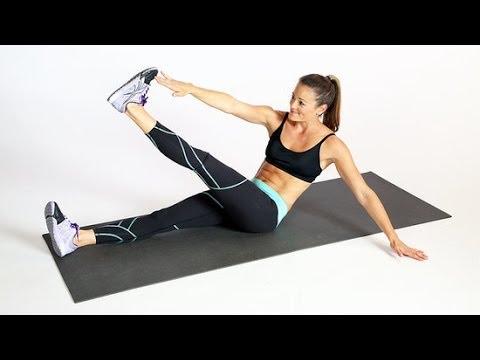 Day 1 30 Minute Fat Frying Bikini Body Workout Class FitSugar