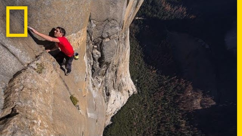 Free Solo 360 National Geographic