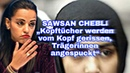 """SAWSAN CHEBLI """"Kopftücher werden vom Kopf gerissen, Trägerinnen angespuckt"""""""