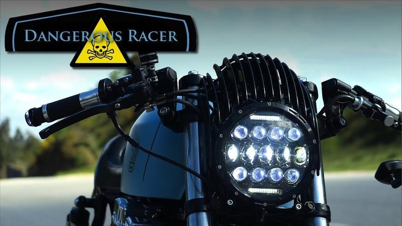 Cafe Racer (Honda CB 750 Seven Fifty by Oficina das Motas)