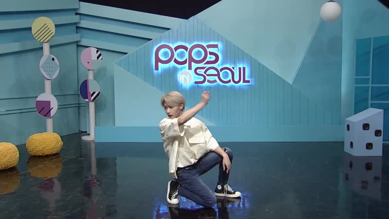 [Pops in Seoul] Felix's Dance How To! CHUNG HA's Snapping