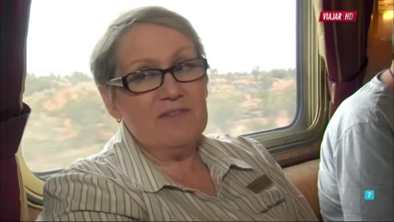 En tren por Australia 3 El Ghan