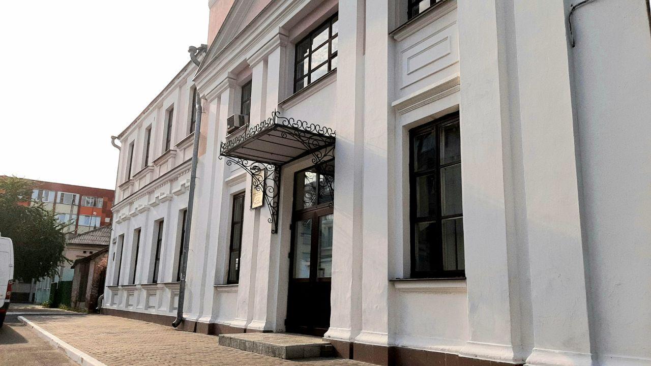 Сто лет назад в здании по ул. Свердлова находился самый большой в Бресте на то время зрительный зал