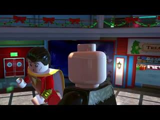 Official LEGO DC Super-Villains Shazam! DLC Trailer