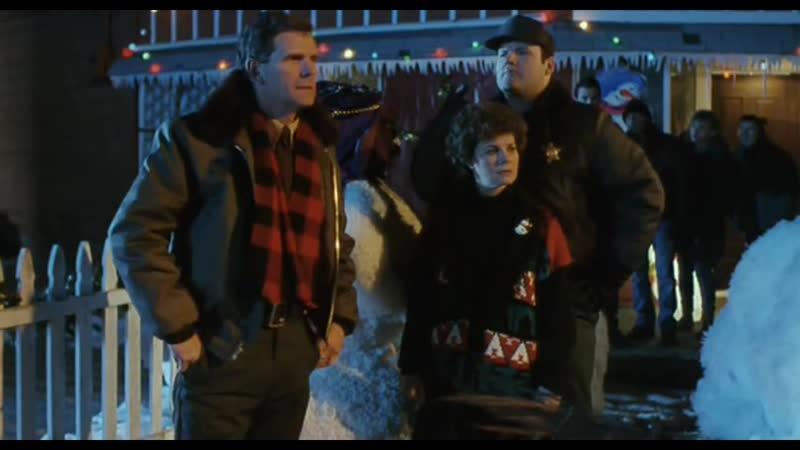 Снеговик Jack Frost 1997