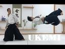 Workin on Ukemi Basic Advanced Aikido Ukemi