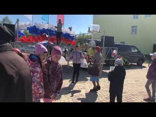 День России 2019 в Кировске и финальный розыгрыш призов