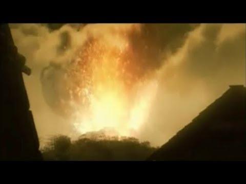 L'éruption du volcan Tambora en 1815