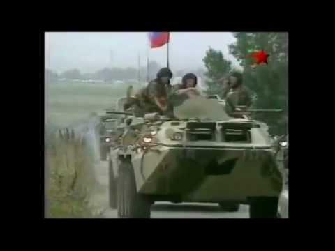 ВДВ в Косово. Марш - Бросок в Приштину. 1999г.