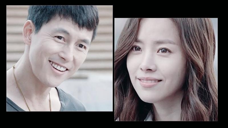 Kang Chil x Ji Na l искрами (Padam Padam)